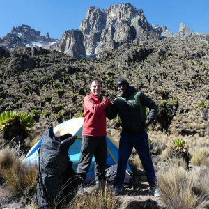 6 Days Mount Kenya Climbing