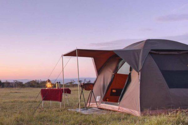 5 days 4 nights budget camping safari banner 2