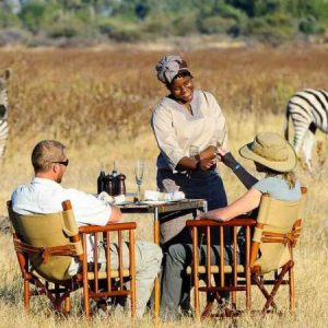 6 Days Safari Wildebeest Migration Budget Safari