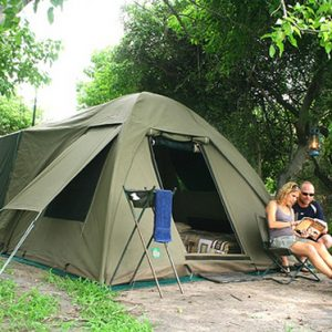 7 Days Budget Camping Safari