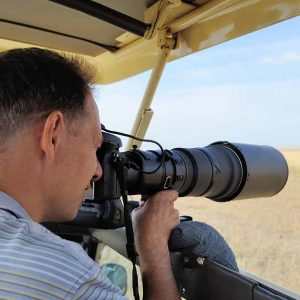 7 days serengeti photographer safari